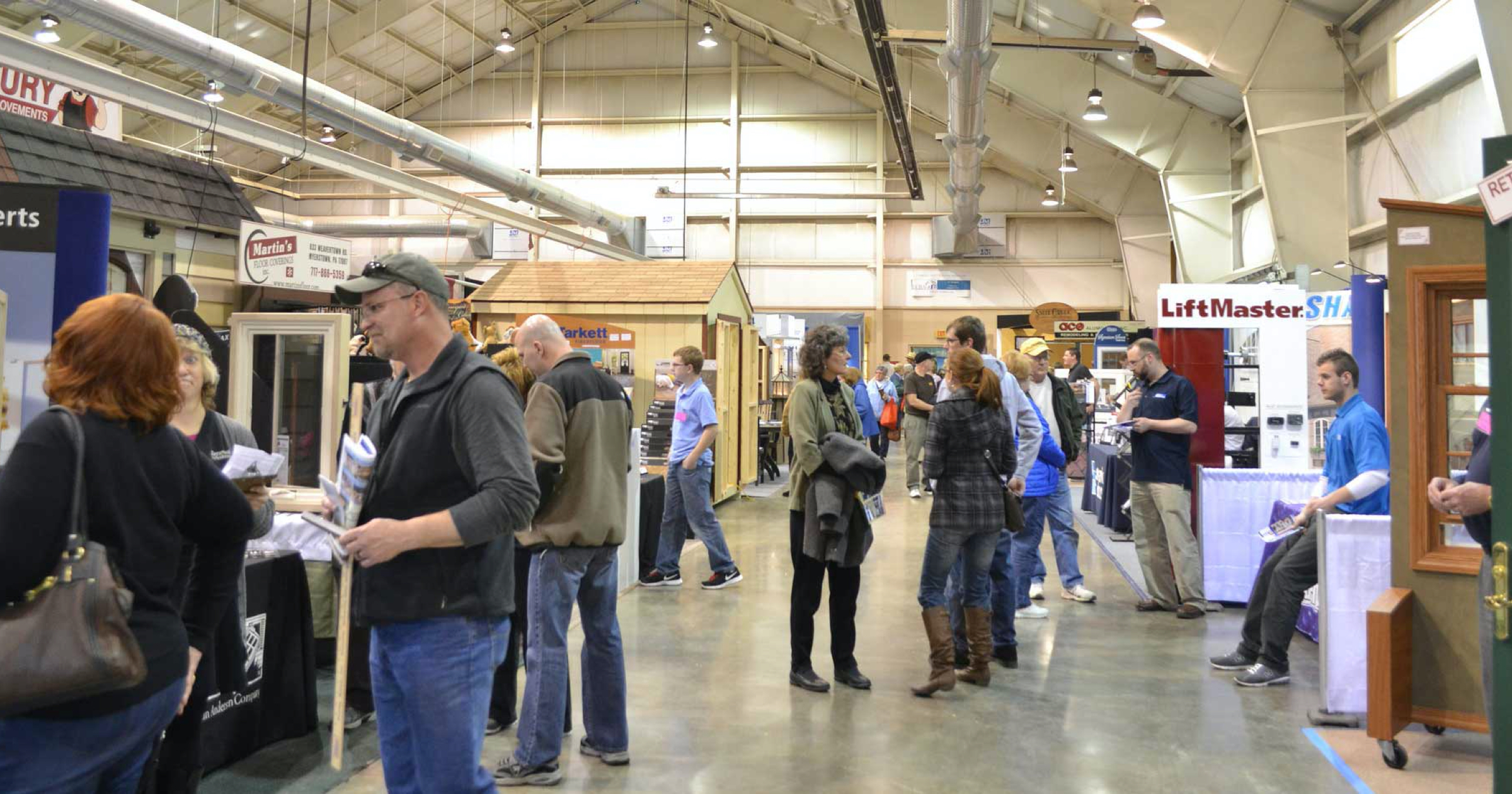 Say goodbye to winter with a trip to the LCBA Home and Garden Show