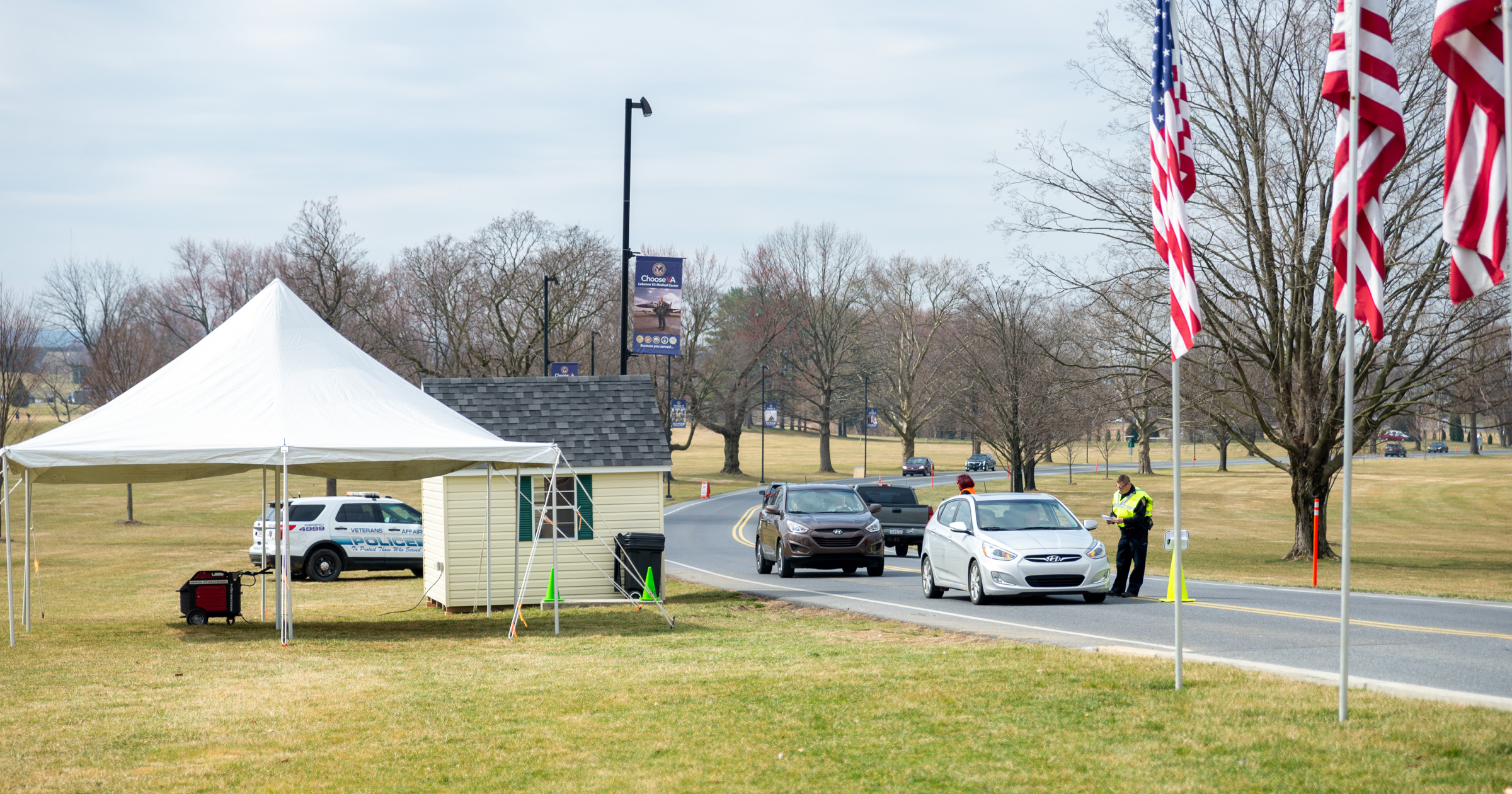 VA has first coronavirus in-patient, four vets diagnosed at facility to date