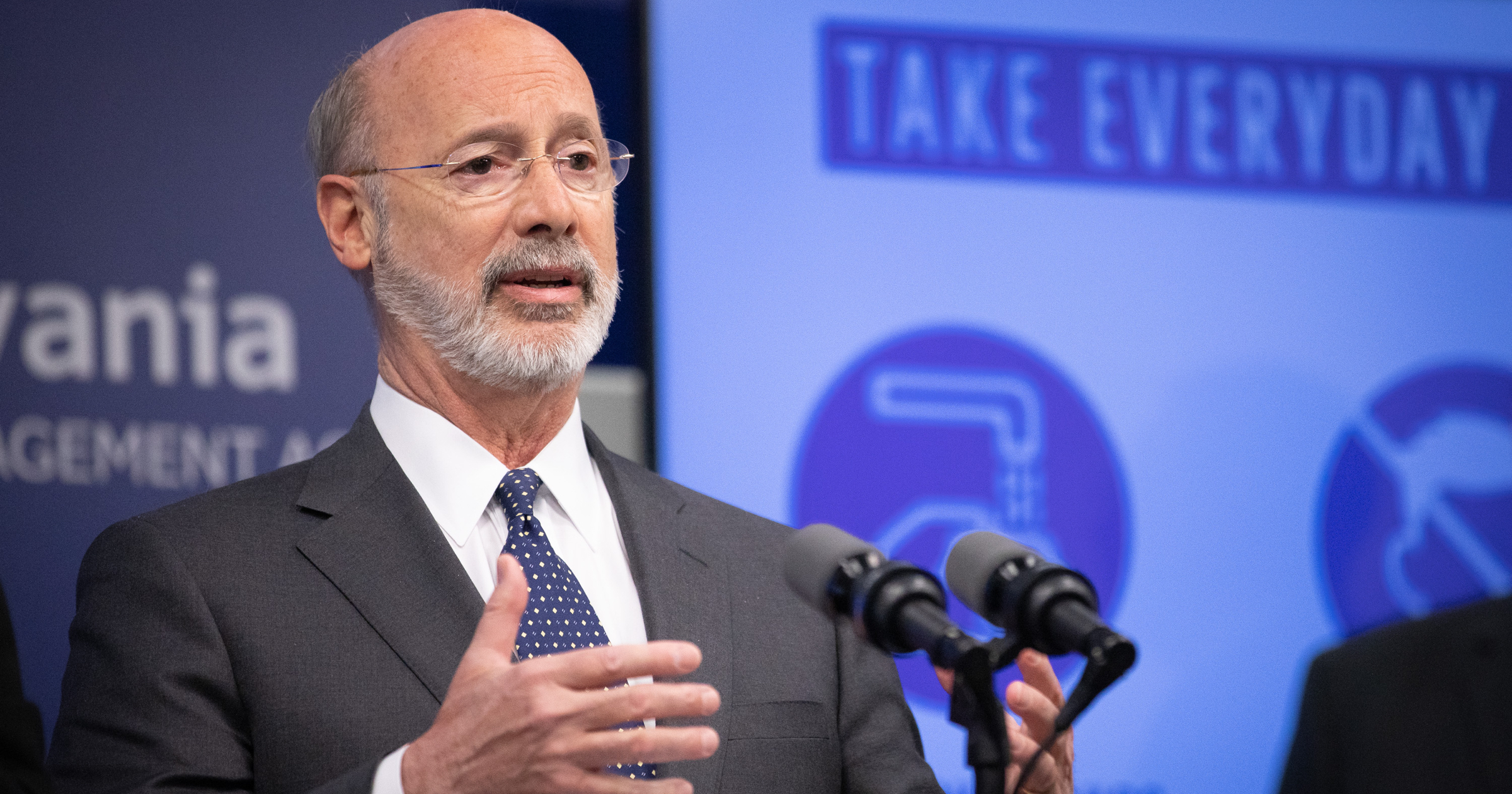 "Lebanon County added to Gov. Wolf's ""Stay at Home"" order, effective tonight"
