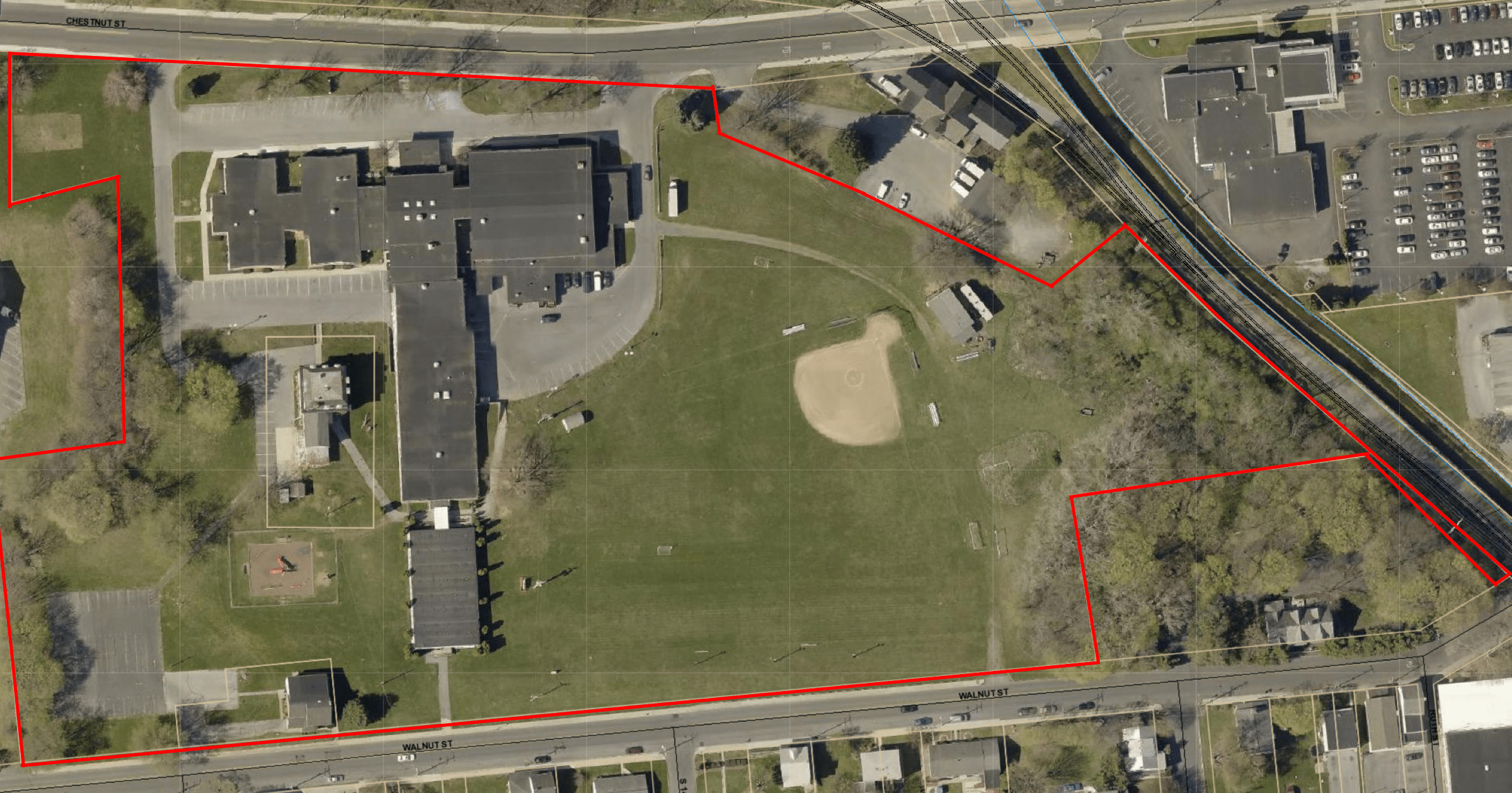 13.9 acre Lebanon Catholic campus goes on market for $2.45 million