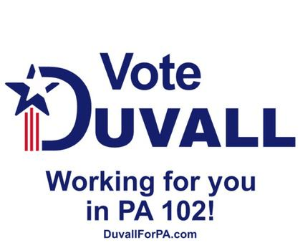 Duvall for PA