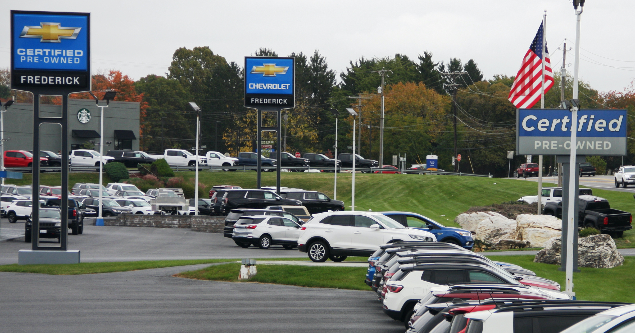 Frederick Chevrolet expands pre-owned operation into former Bennett Toyota lot