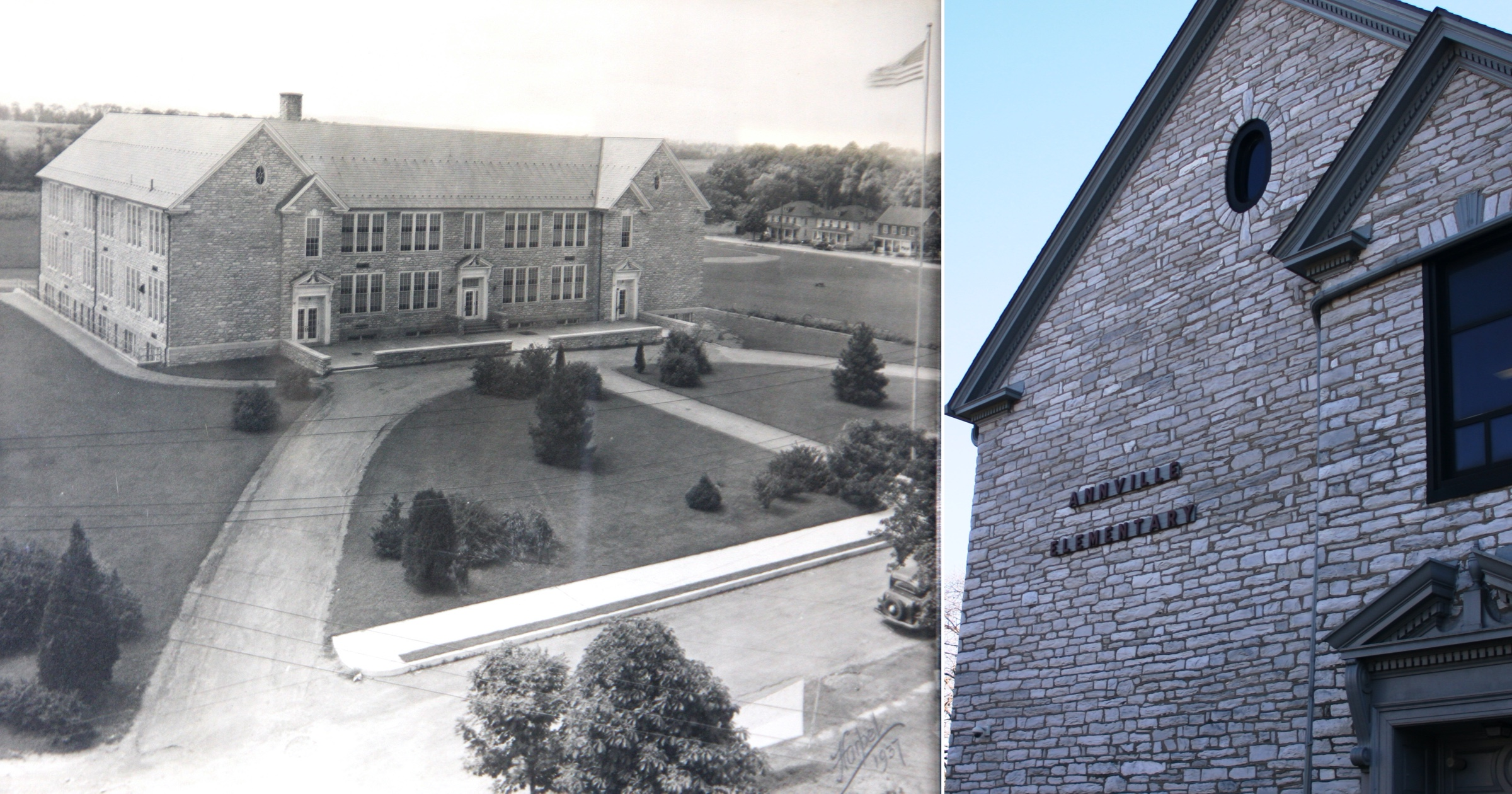 Annville students return to 'Greystone,' much like they have over last century