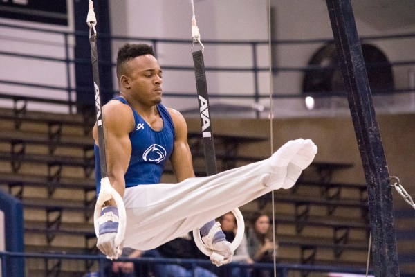 Men's Gymnastics Claims Third Place At NCAA Championships