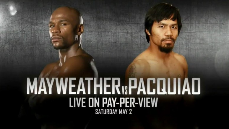 Looking To Watch Mayweather-Pacquiao In A State College Bar? Tough Luck