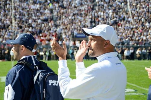 Keegan-Michael Key To Guest Coach Blue-White
