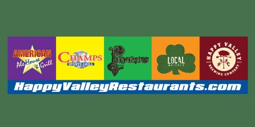 Happy Valley Restaurants