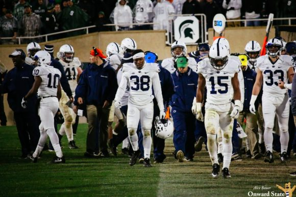 Penn State series to end, Mountain West Conference matchups
