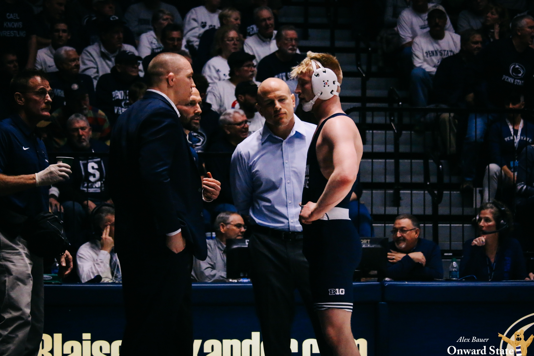 Gophers lose first game of Big Ten tournament to Penn State