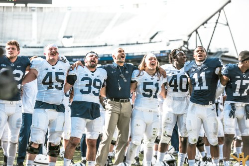 Three Takeaways From Penn State's Blue-White Game