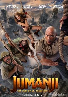 Phim Trò Chơi Kỳ Ảo 2: Thăng Cấp - Jumanji 2: The Next Level (2019)