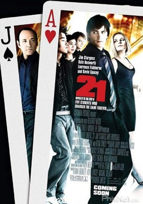 Phim Xì Dách - 21 (2008)