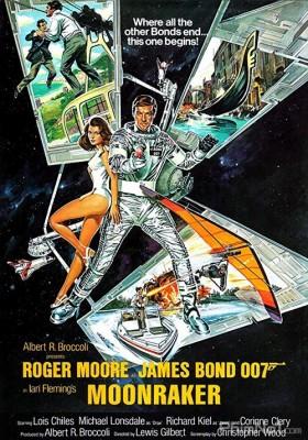 Điệp Viên 007: Người Đi Tìm Mặt Trăng