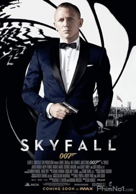Điệp Viên 007: Tử địa Skyfall