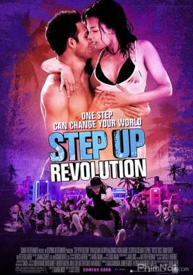 Phim Bước Nhảy Đường Phố (Vũ Điệu Miami) - Step Up Revolution (2012)