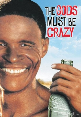 Phim Thượng Đế Cũng Phải Cười - The Gods Must Be Crazy (1980)