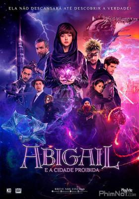 Phim Cuộc Phiêu Lưu Của Abigail - Abigail (2019)