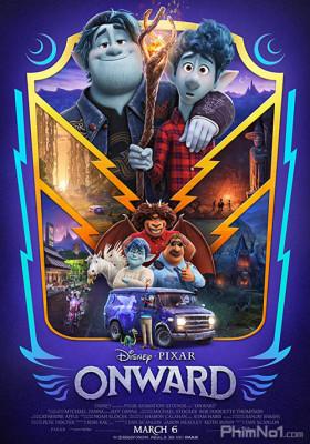 Phim Truy Tìm Phép Thuật - Onward (2020)