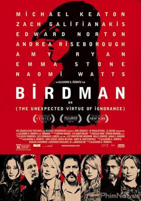 Phim Người Chim - Birdman (2014)