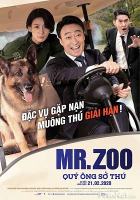 Phim Quý Ông Sở Thú - Mr. Zoo: The Missing VIP (2020)