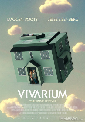 Phim Chỗ Sống - Vivarium (2019)