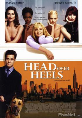 Phim Yêu Điên Dại - Head Over Heels (2001)