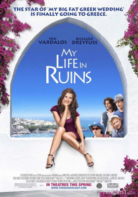 Phim Du Ngoạn Đến Hy Lạp - My Life In Ruins (2009)