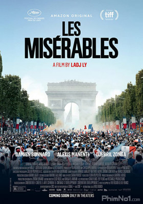 Phim Những Kẻ Khốn Khổ - Les misérables (2019)