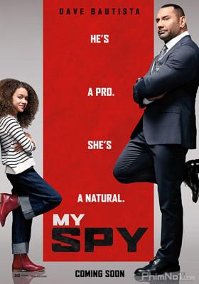 Phim Điệp Viên Tí Hon - My Spy (2020)