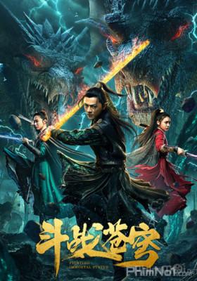 Phim Đấu Chiến Thương Khung - Fighting Immortal Statue (2020)