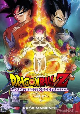 Phim Sự Hồi Sinh Của Frieza - Dragon Ball Z: Resurrection 'F' (2015)