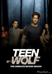 Phim Người Sói Teen: Phần 2 - Teen Wolf Season 2 (2012)