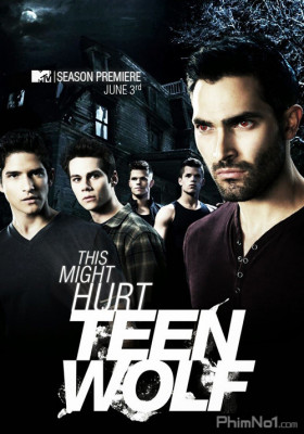 Người Sói Teen: Phần 3