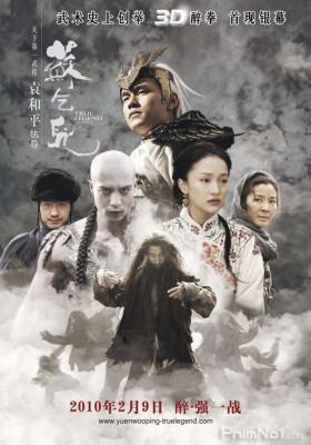 Phim Mãnh Hổ Tô Khất Nhi - True Legend (2010)