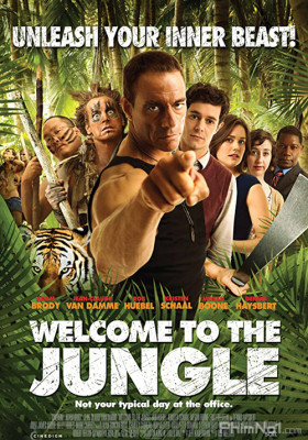 Phim Thử Thách Sống Còn - Welcome to the Jungle (2013)