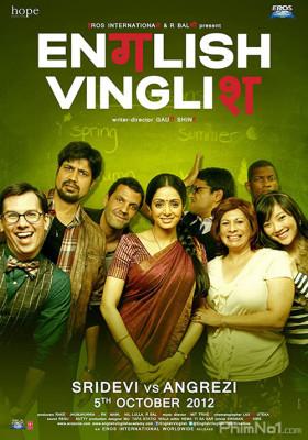 Phim Tiếng Anh Là Chuyện Nhỏ - English Vinglish (2012)