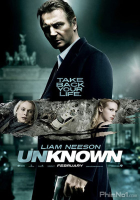 Phim Kẻ Lạ Mặt - Unknown (2011)