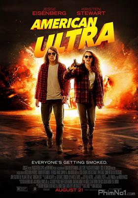 Phim Siêu Điệp Viên Mỹ - American Ultra (2015)
