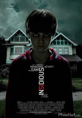 Phim Quỷ Quyệt - Insidious (2010)