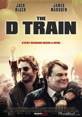Phim Kế Hoạch D - The D Train (2015)
