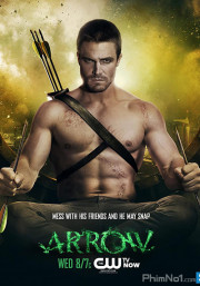 Phim Mũi Tên Xanh: Phần 2 - Arrow Season 2 (2013)
