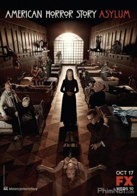 Phim Câu Chuyện Kinh Dị Mỹ 2: Bệnh Viện Tâm Thần - American Horror Story Season 2: Asylum (2012)