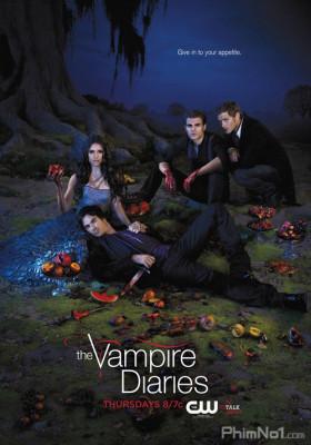 Phim Nhật ký Ma Cà Rồng: Phần 3 - The Vampire Diaries Season 3 (2011)
