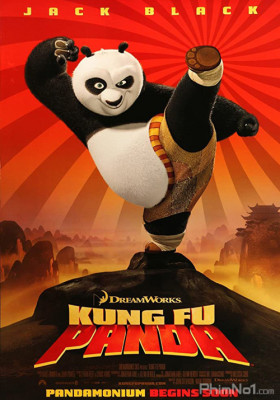 Phim Công Phu Gấu Trúc - Kung Fu Panda (2008)