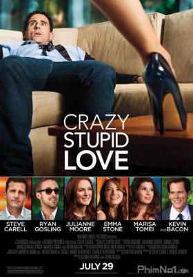 Phim Yêu Điên Dại - Crazy, Stupid, Love. (2011)