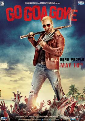 Phim Đảo Thây Ma - Go Goa Gone (2013)