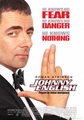 Phim Điệp Viên Không Không Thấy - Johnny English (2003)