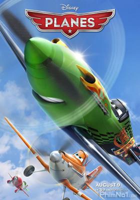 Phim Thế Giới Máy Bay - Planes (2013)