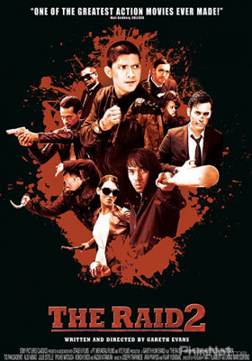 Phim Đột Kích 2: Kẻ Sát Nhân - The Raid 2: Berandal (2014)