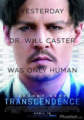 Phim Trí Tuệ Siêu Việt - Transcendence (2014)